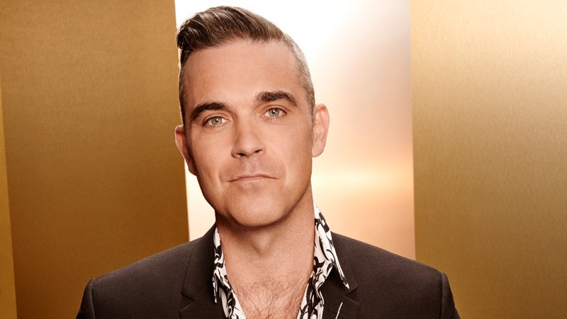 Robbie Williams - The X Factor 2018