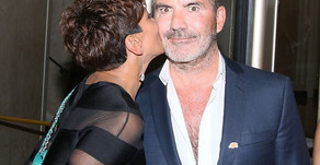 Simon Cowell attends the Shooting Star Chase Ball