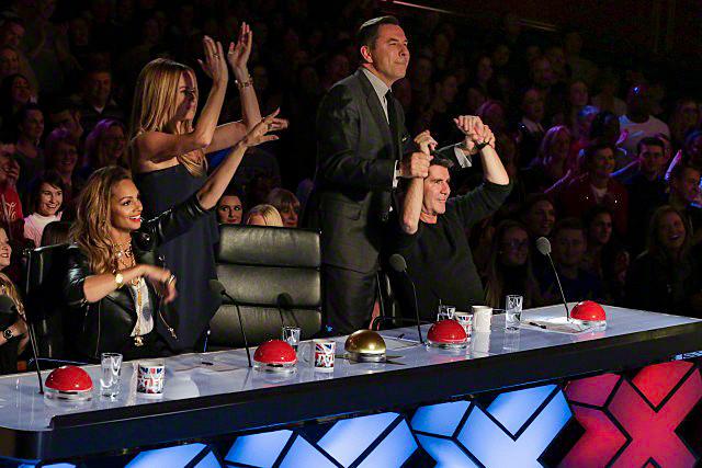 Britain's Got Talent Judges 2016