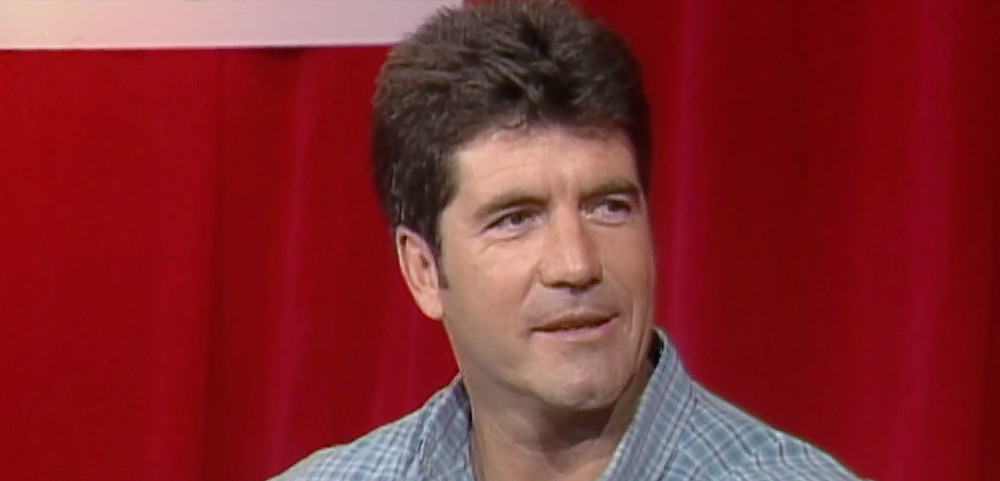 Simon Cowell in 1999
