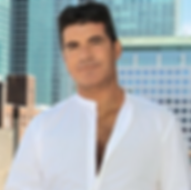 simon cowell photo shoot in Canada