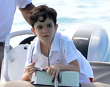Eric Cowell in Barbados January 2020