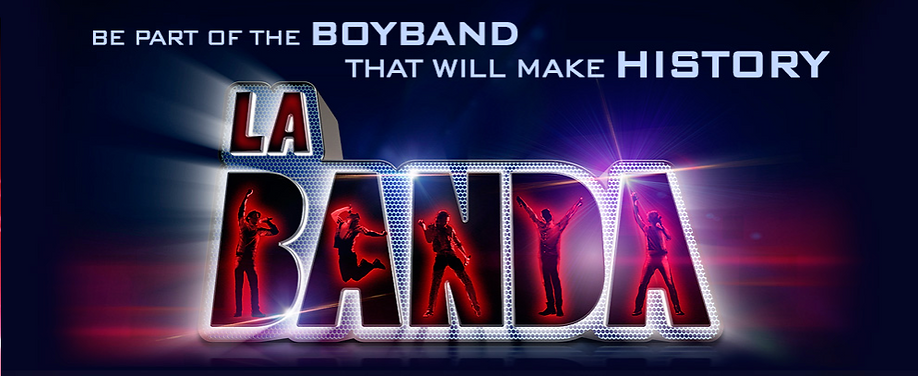 The search for a Latino boyband - La Banda