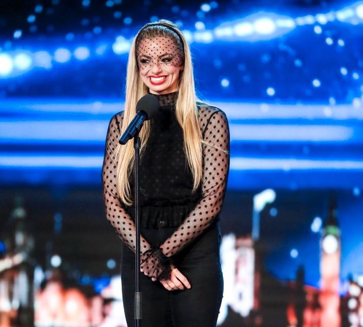 Josephine Lee on Britain's Got Talent 2017