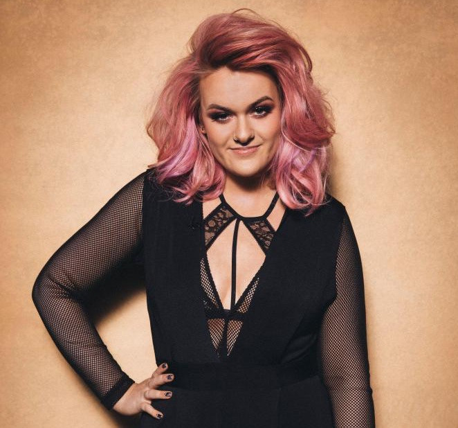 Grace Davies X Factor runner-up signed to Syco