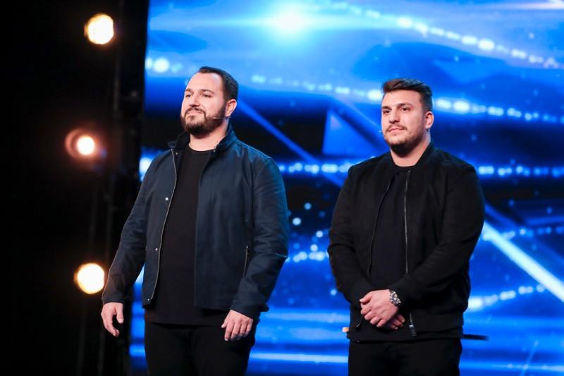 DNA on Britain's Got Talent 2017
