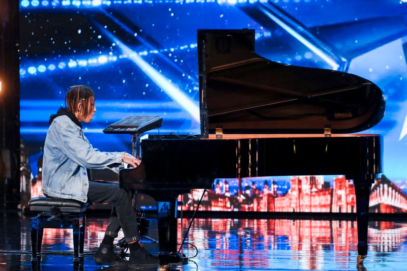 Tokio Myers on Britain's Got Talent 2017