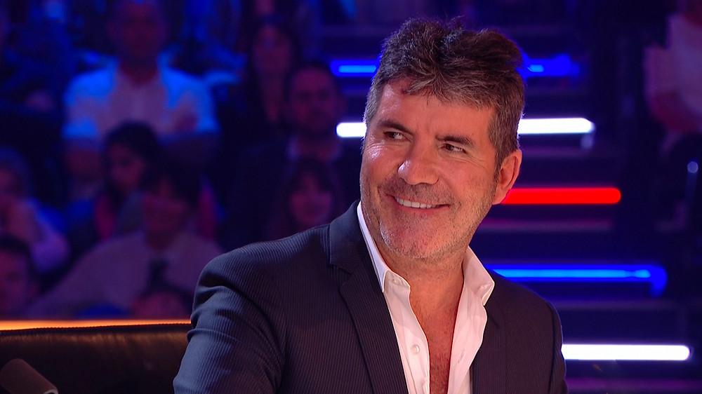 Simon Cowell on Britain's Got Talent 2017
