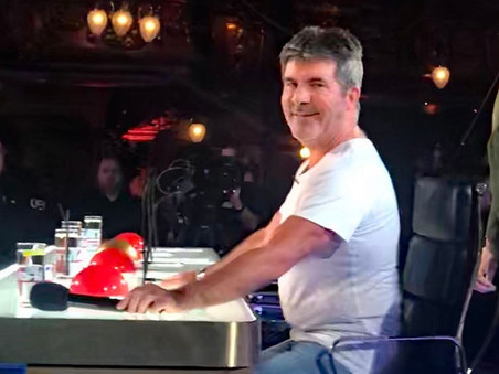 Video: Simon Cowell winds up David Walliams at the BGT auditions