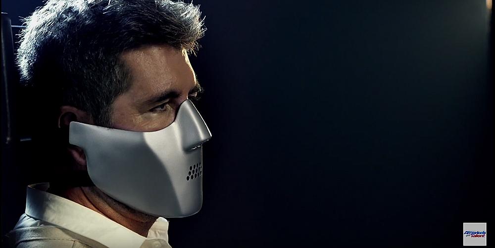 Simon Cowell as Simon of the Lambs - America's Got Talent Promo