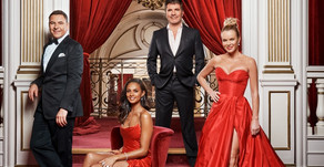 Simon Cowell and the Britain's Got Talent judges promo photos