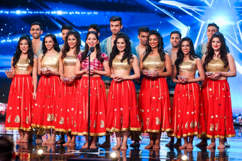 London School of Bollywood on Britain's Got Talent 2017
