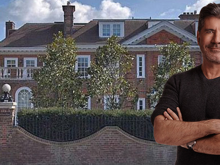 Simon Cowell's plans for renovating his new London home