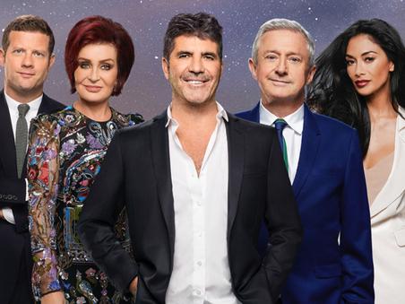 X Factor Voting RESULTS - Week on week 2017
