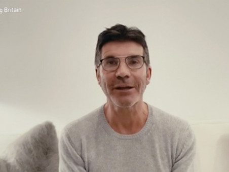 Simon Cowell wishes Captain Tom a Happy 100th Birthday