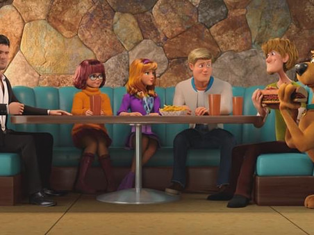 Simon Cowell announces he will appear in the new Scooby Doo movie
