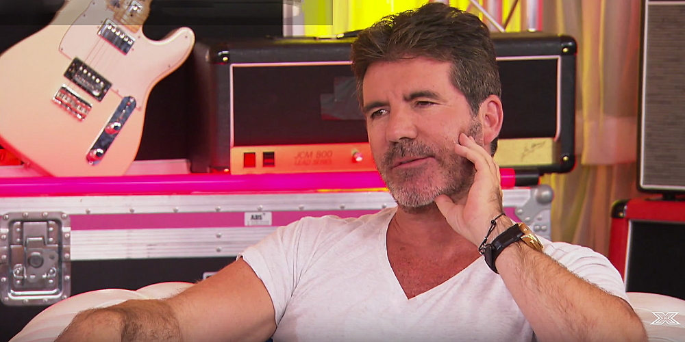 Simon Cowell - X Factor