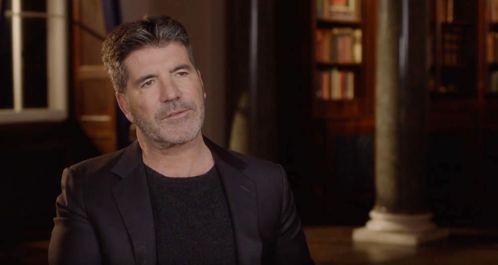 Simon Cowell talks to The Global Academy about business