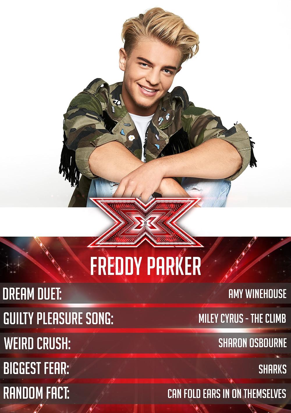 Freddy Parker