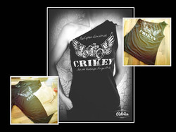 Crikey T-shirt fashion.JPG