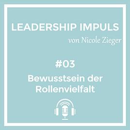 Podcastfolge 03 Handling der Rollenvielfalt
