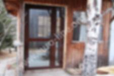 албминиевые двери на Камчатке, двери в Петропавловске-Камчатском, двери для дачи, двери для частного дома, двери со стеклопакетами, Зеркальные двери, двери на заказ, двери Камчатка