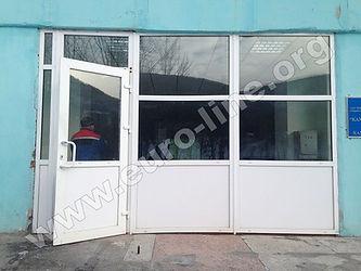 Изготовление ПВХ дверей и перегородок в Петропавловске-Камчатском, пластиковые двери, пластиковые перегородки, ПВХ двери на Камчатке