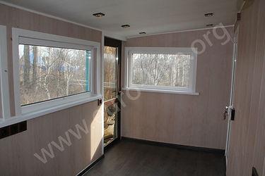 Отделка дачи, внутренняя отделка дач на Камчатке, Работы по отделке пластиковыми панелями, ремон дачи