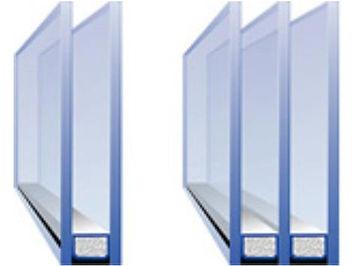однокамерный и двухкамерный стеклопакет, пластиковые окна на Камчатке, пластиковые окна в Петропавловске-Камчатском