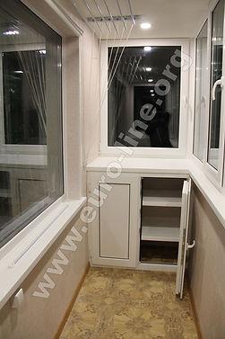 балкон под ключ, балкон на Камчатке, внутренняя отделка балкона, пластиковые панели, отделка балкона в Петропавловске-Камчатском, отделка балкона в Елизово