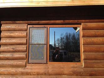 Пластиковые окна на Камчатке, окна ПВХ, окно с тонировкой, окно с зеркальной тонировкой, окна в Петропавловске-Камчатском, окна в Елизово, зеркальный стеклопакет, окна фирмы Евролайн, окна с гарантией, окна от производителя, установка окон славянами, кашированное окно, окно под дерево, окно для дачи