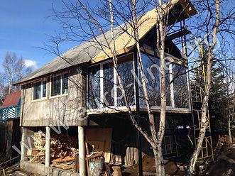 Балконы на Камчатке, утепление балконов, отделка балкона, строительство балконов в Петропавловске-Камчатском, балконы в Елизово, расширенный балкон, отделка профлистом, балкон под ключ, качественная отделка балкона, пластиковый балкон, ПВХ балкон, балконы фирмы Евролайн, качественные балконы на Камчатке, строительсто балкона, отделка фасада балкона, отделка балкона металлическим профлистом, балконы в Камчатском крае, лучшая фирма по отделке балконов, балкон на даче, строительство дачного балкона, дача,   тонированный балкон, балкон с тонированными стеклопакетами, зеркальная тонировка