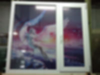 Пластиковые окна на Камчатке, окна ПВХ, окно с тонировкой, окно с зеркальной тонировкой, окна в Петропавловске-Камчатском, окна в Елизово, зеркальный стеклопакет, окна фирмы Евролайн, окна с гарантией, окна от производителя, установка окон славянами, окно с тонировкой, графическая тонировка окон