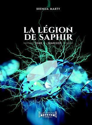 LA LÉGION DE SAPHIR Tome 2