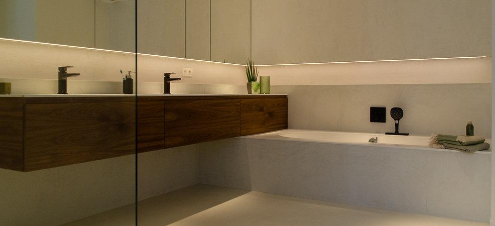 badkamer mortex notelaar corean