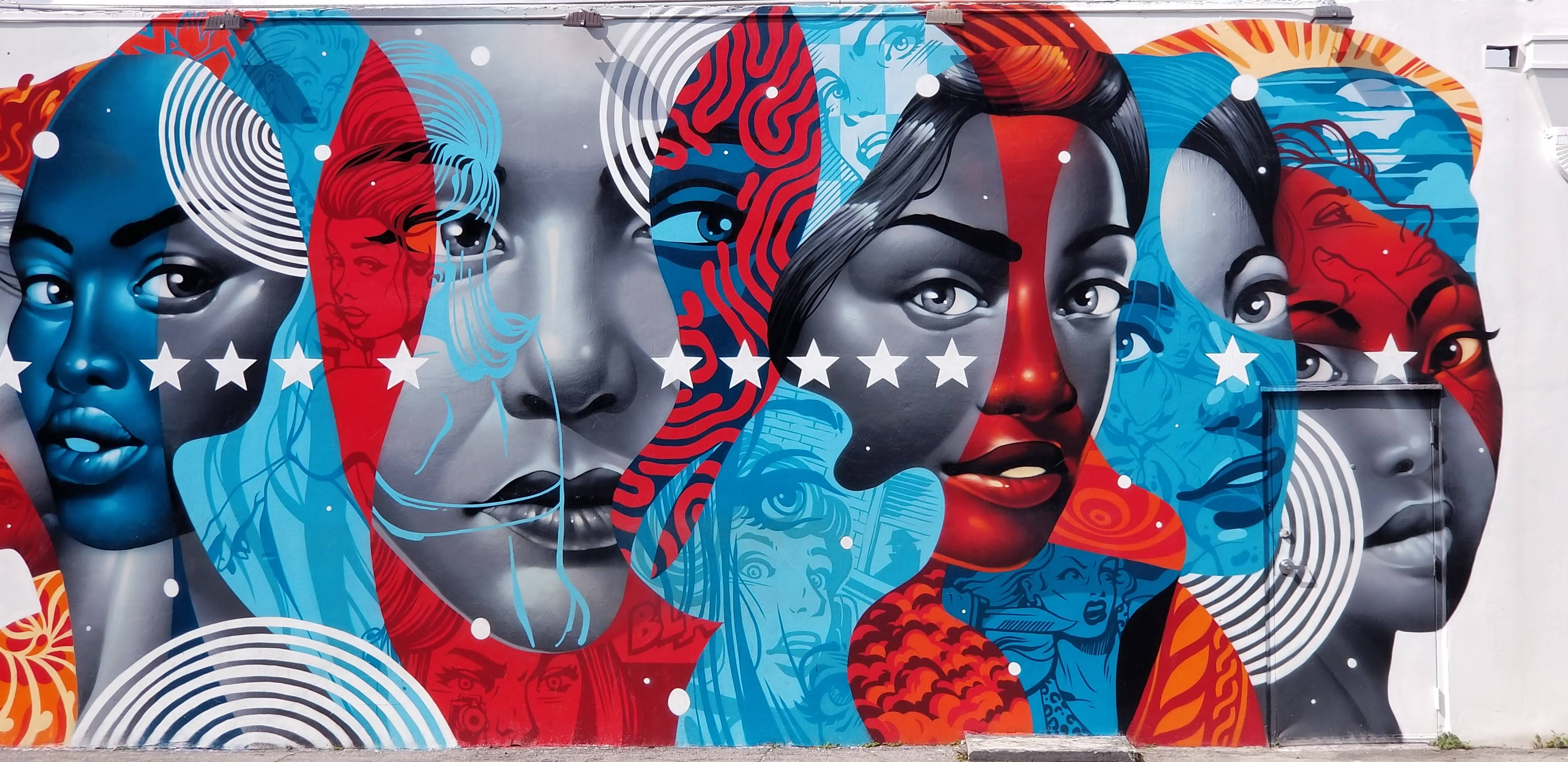 American Mural Wynwood