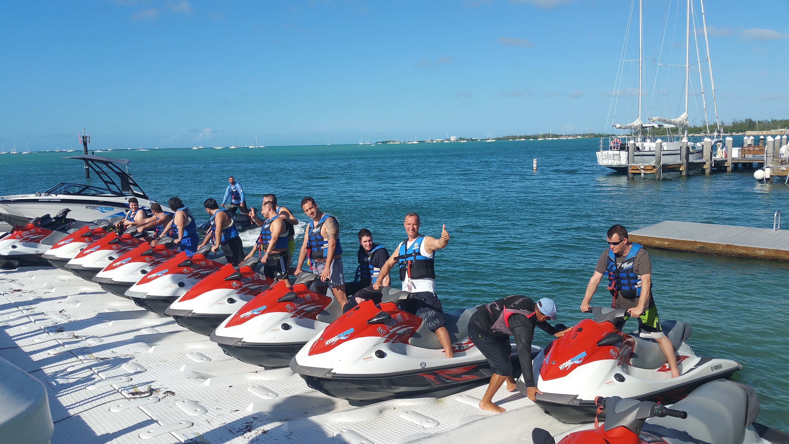 Jetski City Tour Key West