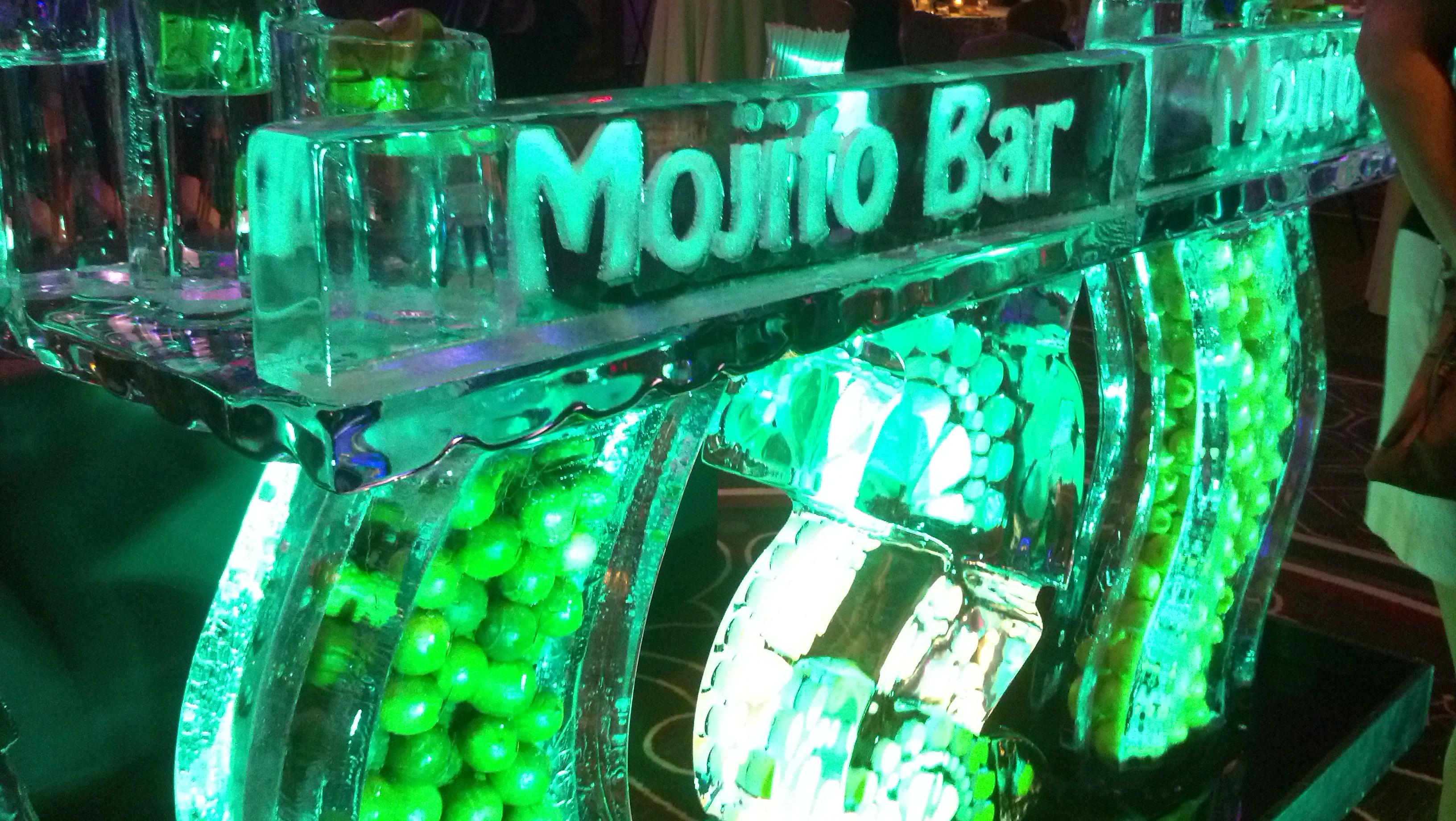 ICE Mojito Bar