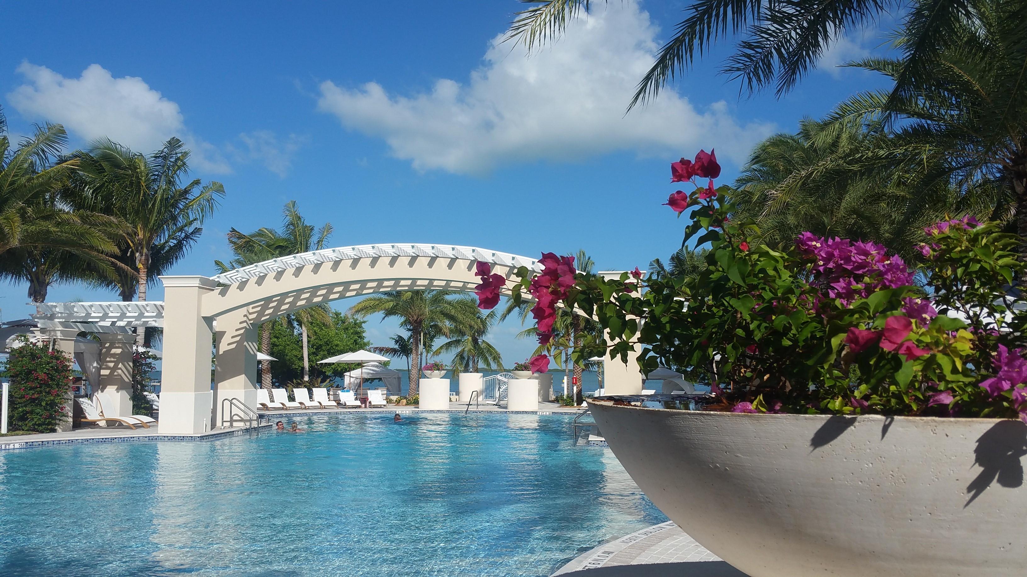 Key largo resort pool