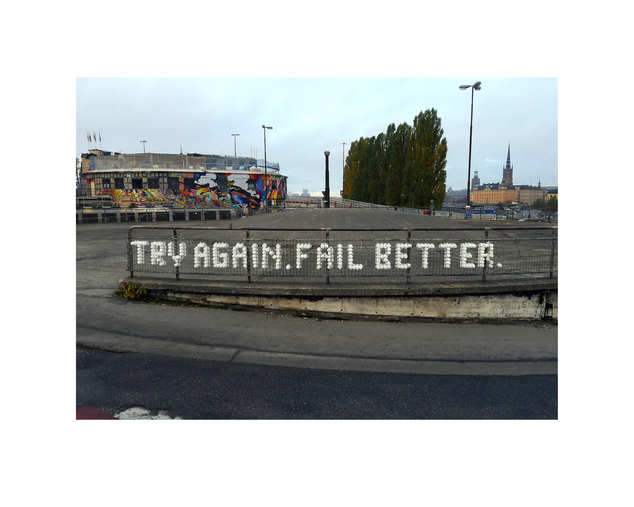 try again fail better 2016