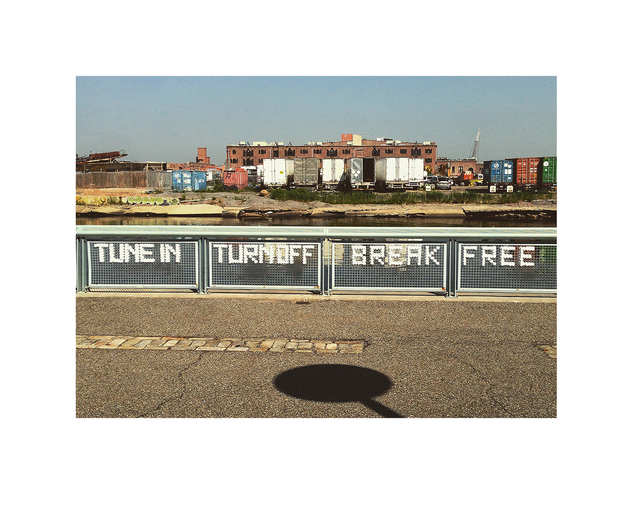 tune in turn off break free 2016