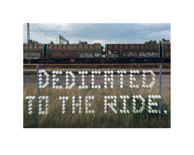 dedicated to the ride 2019