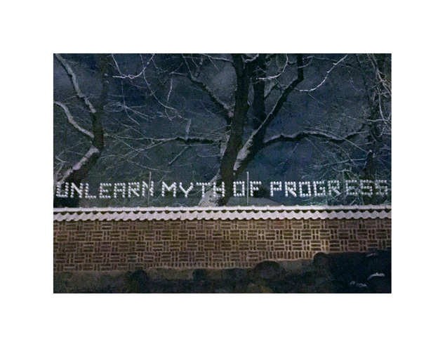 Myth of progress 2018