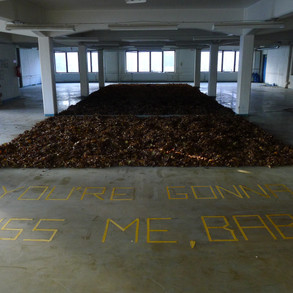 You´re gonna miss me (drying)