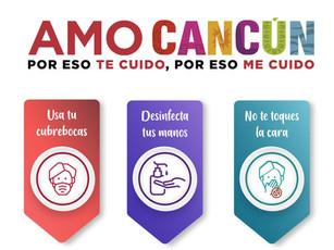 PRESENTAN #AMOACANCÚN: CAMPAÑA DE CONCIENTIZACIÓN