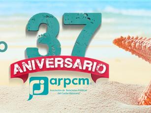 LA ASOCIACIÓN DE RELACIONES PUBLICAS DEL CARIBE MEXICANO CUMPLE 37 AÑOS