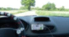 Système Rally Rec de mesure de distance