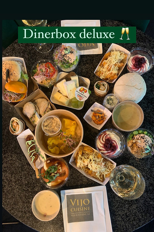 Dinerbox Deluxe