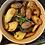 Thumbnail: Wildstoof met haricots verts en roseval aardappelen.