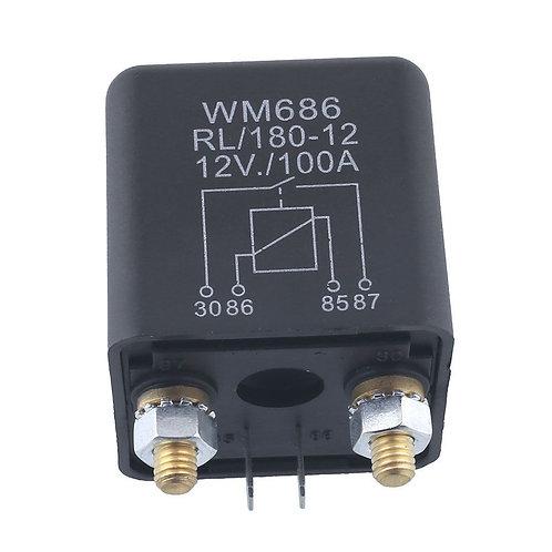 100A 12V Relay 4 Pin